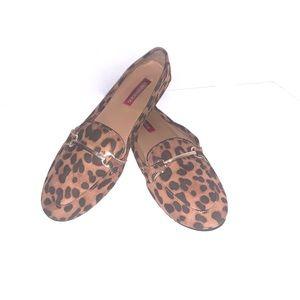 Unionbay leopard flats size 7.5